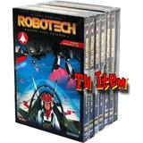 Robotech Dvd Colección 17 Discos Original Nuevo +