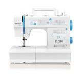 Máquina De Costura Genius Plus Jx-4035 - Elgin 220v