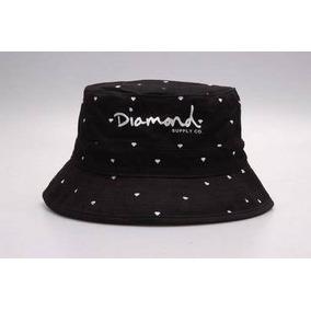 36773a6796d25 Chapeu Bucket Diamond Acessorios Moda - Acessórios da Moda no ...