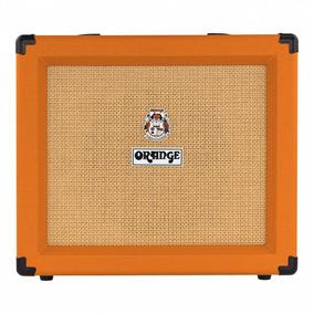 Combo Orange Amplificador P Guitarra Crush 35rt 2 Canais 35