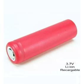 Bateria Pila 18650 3.7v 3800 Mah Recargable De Litio
