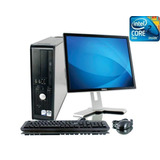 Dell Optiplex 755 4 Gb Y 160 Gb Hdd Monitor De 17