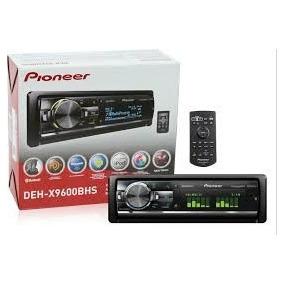 Reproductor Pioneer Deh X9600bhs Usb Bluetooth Ipod Mixtrax
