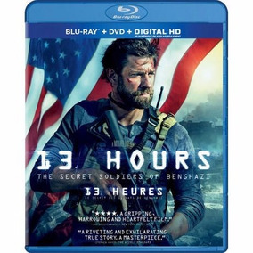 Blu Ray 13 Horas - Os Soldados Secretos... -dub/leg, Lacrad