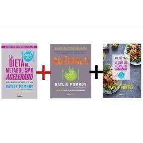 La Dieta Del Metabolismo Acelerado + Recetas + Quemalo