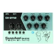Pedal Tech 21 Di 2112 Geddy Lee Signature Sansamp