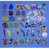 Pin Pokemon Medallas Metal Broche