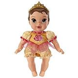 Juguete Mi Primer Bebé Disney Princess Belle Muñeca De W125