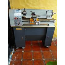 Torno Titanum Yz1126 Regalo Mini Fresadora, Rectificadora