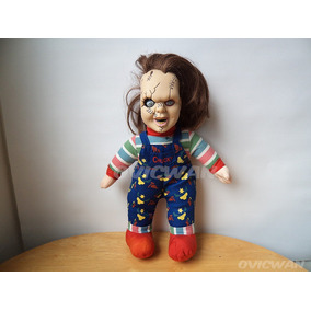 Peluche Chucky El Muñeco Diabólico 31 Cm Childs Play Pl92