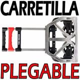 Carretilla Plegable Magna Cart Aluminio Portatil Retractil