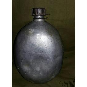 Jhm-cantimplora Ejercito Metal Malvinas.conscripto. Pila