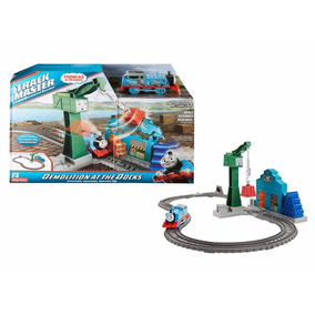 Pista Demolition At The Docks Thomas & Friends- Minijuegos