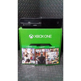 Xbox One Con Fifa 15 Gta 5 Bo3 Minecraft Ufc 2