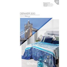 Cobertor Ligero Denver King Size Regina