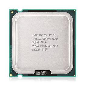 Processador Intel Core 2 Quad Q9400 2.66ghz Lga 775 Fsb 1333