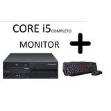 Torre Core I5 + Ram 4gb + Hdd 320gb + Combo Gamer + Monitor