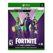 ..:: Fortnite The Last Laugh Bundle ::.. Xbox One Y Series X