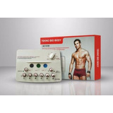 Gym Pasiva Electro Estimulador Tekno Bio Body 12 Parches