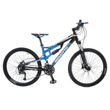 Bicicleta De Montaña 27.5 Doble Suspension Benotto Ds900