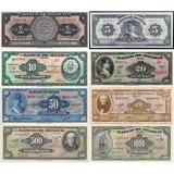 Colección De Billetes De México Y El Mundo