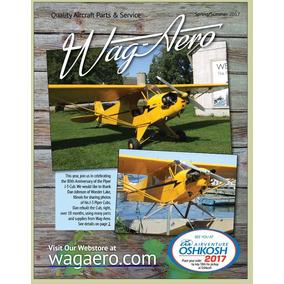 Wagaero, Representante, Tienda, Aviacion, Piper, Cessna,