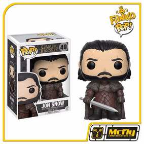 Pop Funko Jon Snow Game Of Thrones Got