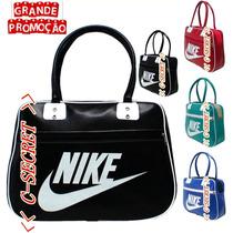 Bolsa Feminina Modelo Nike Lançamento - Envio Rápido