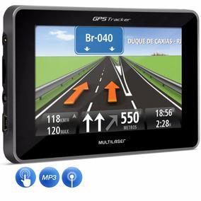 Gps Automotivo Multilaser Tracker Gp033 4.3 Polegadas Usb Sd
