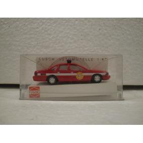 Enigma777 Busch Police Patrulla Chevrolet Caprice Firechief