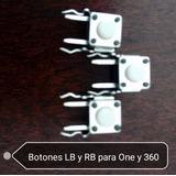 Potenciometros Lb Rb Para Control Xbox 360