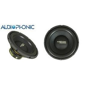 Alto Falante 12 Audiophonic Sensation =kicker Pioneer Jbl