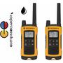 Motorola Radio T400 56km Walkie Talkie Recargable Resis Agua