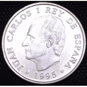 Moeda Comemorativa Espanha Prata 1995---588