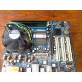 Tarjeta Madre 775 Y Procesador Pentium D Doble Nucleo