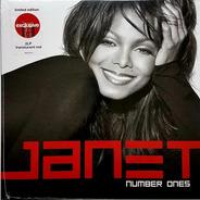 Janet Jackson - Number Ones (vinilo Doble Nuevo Color)