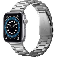 Malla Spigen Modern Fit Para Apple Watch 45/44/42mm - Silver