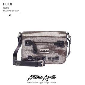 Cartera Bandolera Heidi Antonia Agosti