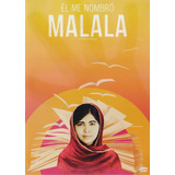 El Me Nombro Malala He Named Me Documental Dvd