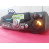 Videoke Raf Vmp 3700 - Semi Novo E Completão
