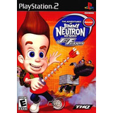 The Adventures Of Jimmy Neutron: Jet Fusion - Ps2 Patch