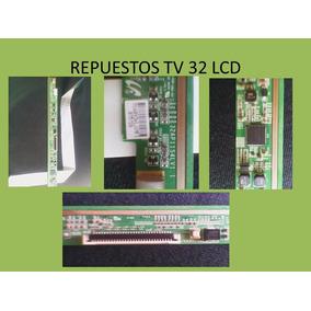 Combo De 6 Repuestos Para Tv Lcd 32