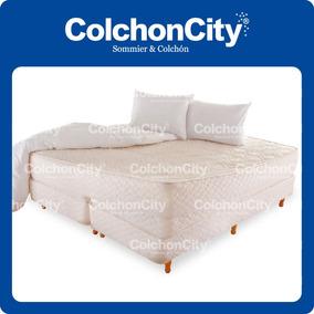 Sombrero - Funda - Pillow Para Unir Dos Colchones Matelase