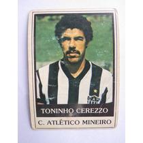 Ping Pong Futebol Cards ¿ Toninho Cerezzo ¿ Atlético Mg 428