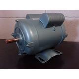 Motor Para Bombeador Y Hormigonera De 1,5 Hp Monofasico