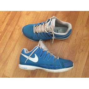 98aef757487e5 Zapatillas Tenis Nike Azul acero en Mercado Libre Argentina
