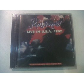 Live In U.s.a. 1982, Prince - Cd 1990 Nuevo Made In Eec