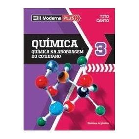 Box Quimica Na Abordagem Cotidiano 3 Tito Canto - Moderna Pl
