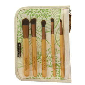 Six Piece Essential Eye Set Ecotools - Kit Pincéis Sombra