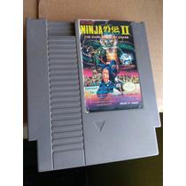 Ninja Gaiden 2 Nintendo Nes